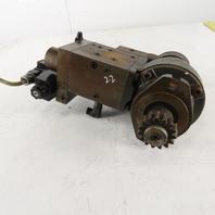 Nippon ORB-S-160-2FC Hydraulic Trochoid Gerotor Pump 3 Position Solenoid Valve