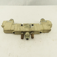 Parker B572ABC53A Pneumatic Directional Control Valve 120V