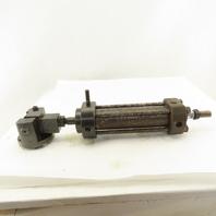 Hitachi Seiki VK65 50mm Bore 140mm Stroke Double Acting Hydraulic Cylinder ATC