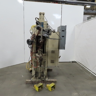 Teledyne Peer P-50 Projection Press Spot Welder 75KVA W/Water Chiller 480V 3Ph