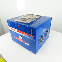 G-Tec GT026-3 FM100 Natural Gas Systems Compressor/Refueler Tank Fill