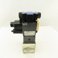 Tokyo Keiki DG4V-3-0B-M-P2-T-7-P12-54 2 Way Single Solenoid Pressure Regulator