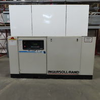 Ingersoll Rand SSR-EP75 Rotary Screw Air Compressor 75HP 325 CFM 239Amps 3Ph