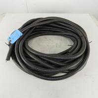 "Anaconda SLA-12-100 3/4"" Flexible Metal Conduit EMT Liquatite PVC Jacket 84'"