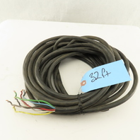 Essex 14/7 Oil Resistant 7 Conductor Color-Coded Cable 32'