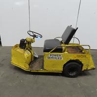 Cushman 898320-8710 3 Wheel Utility Cart Shop Mule 24V