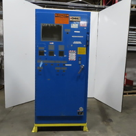 """Hoffman Free Standing Electrical Enclosure W/Disconnect & Back Plate 84""""x39""""x18"""""""