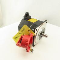 Fanuc A06B-0034-B075 B6/2000 0.9kW 199VAC 133Hz 2000RPM AC Servo Motor Repair