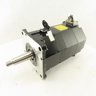 Fanuc A06B-0142-B675 2.1kW 2000RPM 3Ph 186V 133Hz AC Servo Motor
