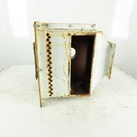 Kongskilde <--  Dust Collector/Aspirator Part Rotary Air Lock Adapter Box
