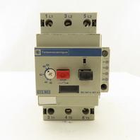 Telemecanique GV3-M63 600V 50Hp MAX Manual Motor Starter 40-63A Overload