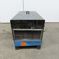 Miller Deltaweld 651 650A Constant Voltage DC Power Source Welder 230/460V 3Ph