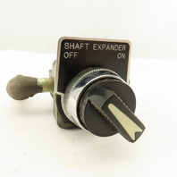 Mead 2 Position Pneumatic Selector Switch 1/8 NPT