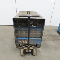 Miller Deltaweld 451 Constant Voltage 450A DC Welder Power Source Wheel Package