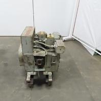 H.K. Porter HE5301A 8 Gallon Hydraulic Power Unit/Pack 5Hp 230/460V 3Ph