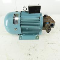 Nachi UVN-1A-1A4-2.2-4-11 2.2kW 3Ph 200/220V 23L/Min Variable Volume Vane Pump