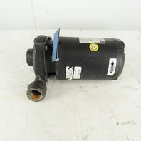 Scot Model 126 1Hp 3470RPM 3Ph 208-230/460V Centrifugal Pump