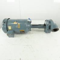 Scot MP54 15Hp 3450RPM 3Ph 208-230V 50/60Hz Cast Iron Centrifugal Pump
