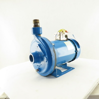 "US Motors P63FWC-4361 3/4Hp 3450RPM 208-230/460V 1-1/4"" x 1"" Centrifugal Pump"