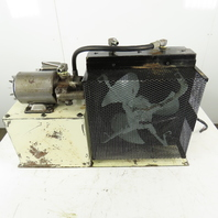 Okuma OEF-OKM-LB909 .2kW 3Ph 200/220V 14 Liter Hydraulic Air Cooled Power Unit