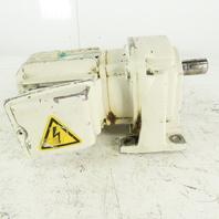 Enomoto VX01-200M-0025 200:1 Ratio 8.25RPM 200/220V 100W Chip Conveyor Motor