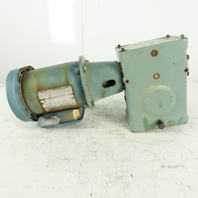 Hytrol 5A 40:1 Ratio 43RPM Output 3/4Hp 208-460V 3Ph Gear Motor