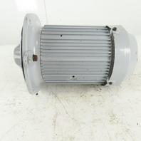 Nissei G3FM-40-80-150X 1.5kW 3Ph 200/220V Gear Reducer Motor