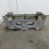 Weigh Tronix QTLTSC-10 10000 Forklift Side Shift Positioner Uses Class 3 Forks