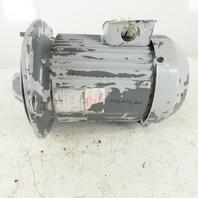 GTR G3FM-40-80-150 2Hp 1720RPM 200/220V Motor For 80:1 Gear Box