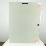 "Hoffman 48"" x 36"" x 12"" Electrical Enclosure Inner Component Door & Back Plate"