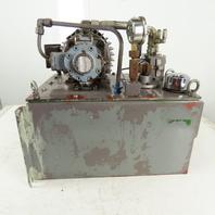 Sewon DSU-31000 1.5kW 1445/1720RPM 3Ph 200/220V 40 Liter Hydraulic Power Unit
