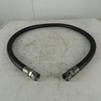 """Eaton H010516 Bosflex 1"""" Low Pressure 200PSI Multipurpose Hose 1"""" FNPT 75"""""""