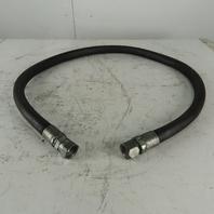 """Eaton H010516 Bosflex 1"""" Low Pressure 200PSI Multipurpose Hose 1"""" FNPT 72"""""""