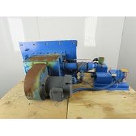 Oven Systems Inc. 1/3Hp 208-230/460V 3Ph Process Oven Burner Blower 800K BTU
