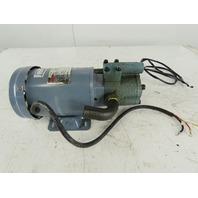 Nippon FELQ-8T 0.4kW 200/220V 3Ph 50/60Hz Trochoid Gerotor Oil Pump