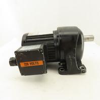 GTR 125:1 Ratio 230/460V 14 RPM Gearmotor
