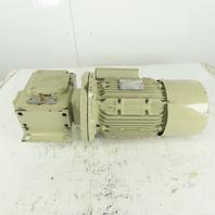 Grove Gear VHMQ224-3 5:1 Ratio 348 RPM 2.9Hp 208-480V 50/60Hz Gear Motor
