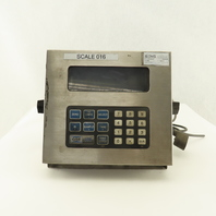 GSE Model 570 Programmable Weigh Indicator PWI Scale Display 115V