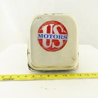 "US Motors Motor Electrical Terminal Box 2-1/2"" Thread 4-1/4"" Hole"