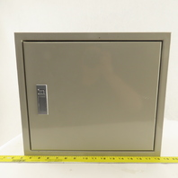 """13"""" x 16"""" x 4"""" Hinged Door Heavy Duty Electrical Component Cabinet"""