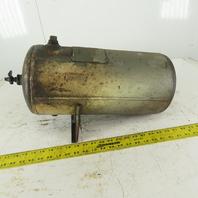 Buckeye Boiler Co. 4-1/2 Gallon Holding Tank Return Reservoir 125 PSI 250°F