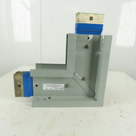 """General Electric Spectra Series 2500 Amp 600V 3Ph 4-1/2"""" Bar Width Busway Elbow"""