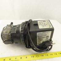 Stenner 85MJL4A1STAA 120V 60Hz 25PSI 60 GPD Peristaltic Pump