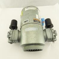 Gast SA55NXGTE-4870 1/6Hp 1725RPM 1Ph 115V Vacuum Pump