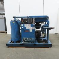 Quincy QSI 370 75Hp Rotary Screw Air Compressor 370 CFM 23388 Hours