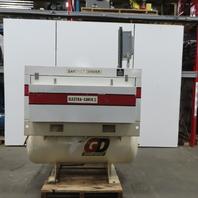 Gardner Denver EBE99M Electra Saver II 25Hp Rotary Screw Air Compressor 67995Hrs