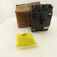 Square D 999370 70A 600V 3 Pole Molded Case Circuit Breaker NOS