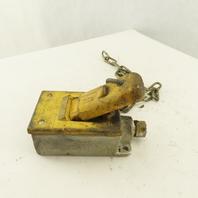 Cruse Hinds X8381-19 2 Pole Female Safety Receptacle HAZLOC Box & Plug