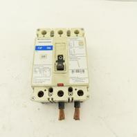 Eaton F3P 35k 125V Circuit Breaker 600V 10kA Poly Phase AC/DC