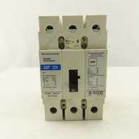 Eaton G3P 22k 30A Circuit Breaker 480VAC 250VDC 3 Pole